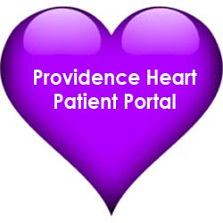 Click here to go to the Providence Heart Patient Portal